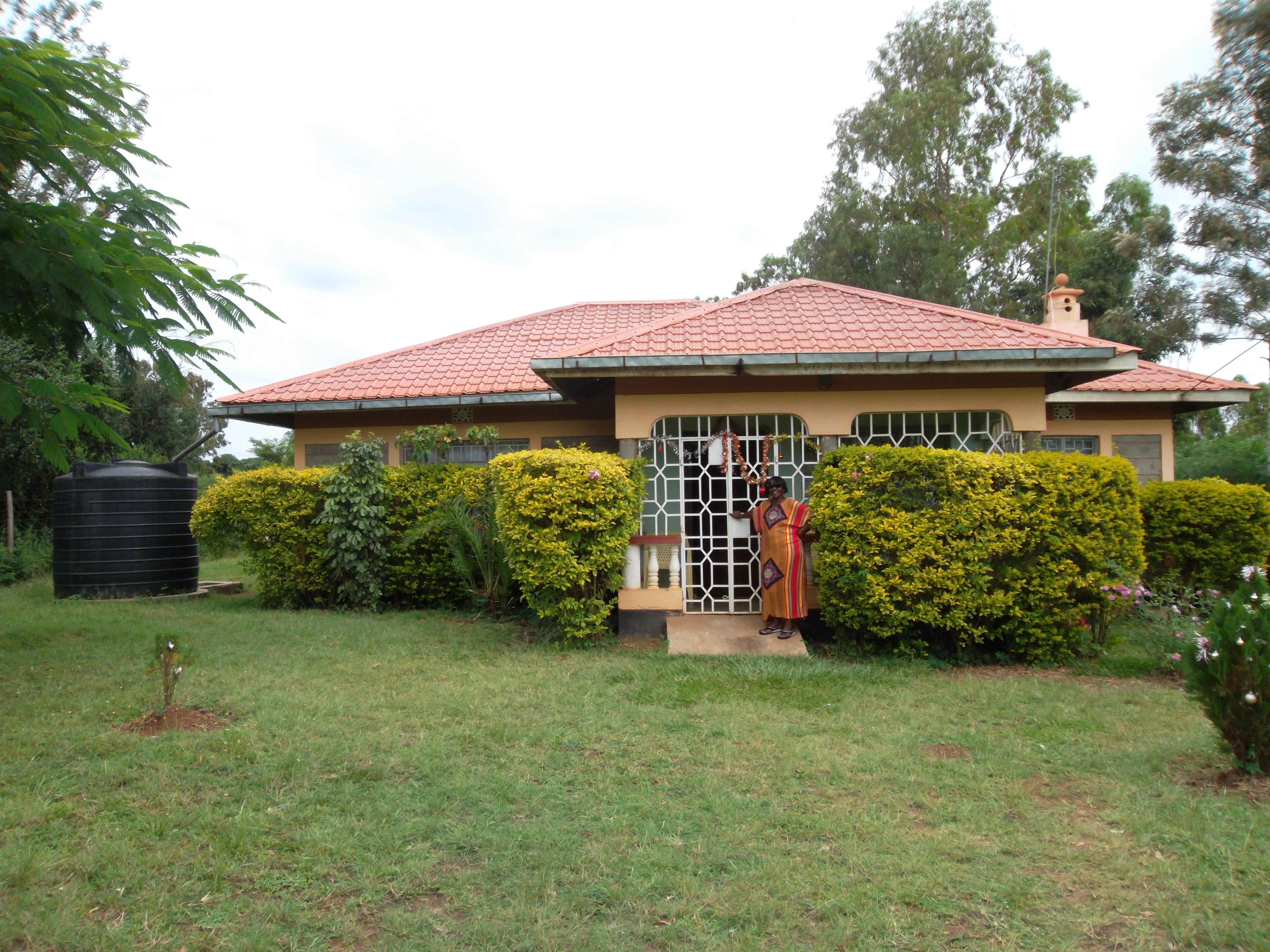 Beautiful house in kenya for Beautiful house designs kenya